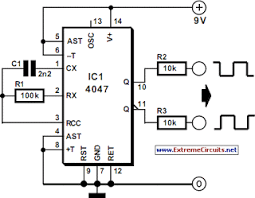 liquid crystal display lcd tester circuit wiring schematic liquid crystal display lcd tester circuit diagram