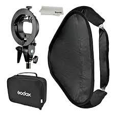 GODOX Softbox with S Type Bracket Bowens S ... - Amazon.com