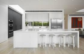Modern White Kitchen Kitchen Room Design Interior Modern White Kitchen Using Square