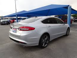 2018 ford fusion. new 2018 ford fusion sport o
