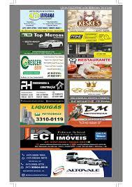 Consulte gratuitamente o endereço de qualquer empresa do brasil pelo seu cnpj. Calameo Lista Ibirama Impressao Ultima