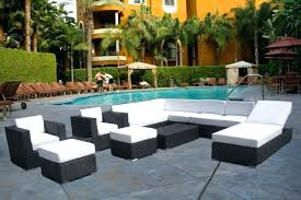white wicker patio furniture sets image of resin outdoor
