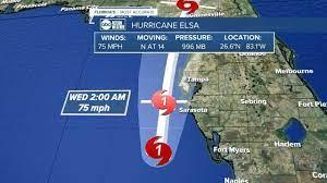 LIVE BLOG: Hurricane Elsa