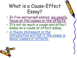 how to write a cause effect essay what is a cause effect essay what is a cause effect essay