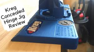 how to install inset cabinet doors with the kreg concealed hinge jig khi hinge review