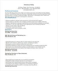 Retail Sales Executive Resume 31 Executive Resume Templates In Word Free Premium Templates