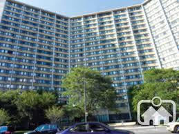 the University Square Apartments