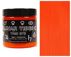 Lunar Tides Hair Dye Siam Bright