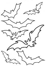Small Picture Coloring Pages For Kids Bat Printable Free Scarecrow With Coloring