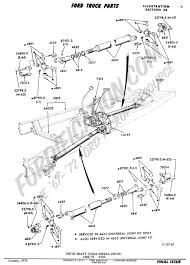 Car drive shaft diagram ford truck technical drawings and schematics