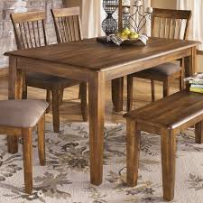 extendable dining room table by signature design by ashley. signature design by ashley berringer rectangular dining room table extendable n