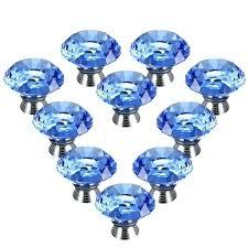 cobalt blue glass cabinet knobs about brilliant