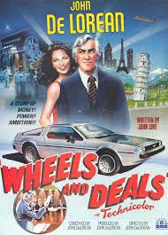 john delorean wheels and deals