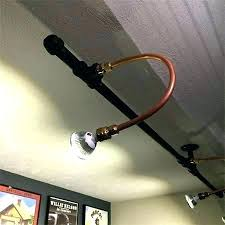 diy pipe lighting. Diy Iron Pipe Chandelier Galvanized Light Fixtures Copper  Galvanised Lighting .