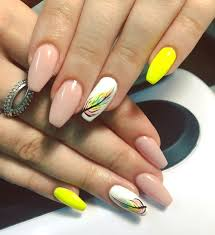 83 Pointy And Chrome Summer Nail Color Design Ideas For 2019 Nehty