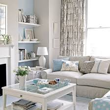 Living Room Ideas : Decorating Ideas Living Rooms Awesome Layout Design  Shabby White Fabric Sofa Square Glass Coffee Table Carpet Wooden  Bookshelves ...