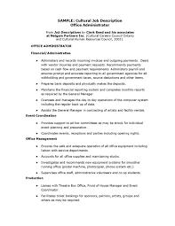 marketing administrator job description san francisco human resource associate job description