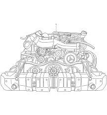 porsche parts exploded diagrams showing every part on your porsche 911 997