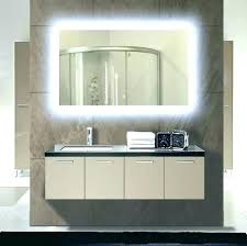 big light up mirror mirror with lights for bedroom wall mounted bedroom vanity medium size of