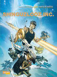 Valerian und Veronique Spezial 2: Shinguzlooz Inc. (2) : Lauffray, Mathieu:  Amazon.de: Bücher