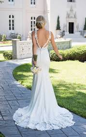 <b>Elegant Backless</b> Wedding <b>Gown</b> | Stella York Wedding <b>Dresses</b>