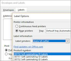 How To Print Avery 5160 Labels In Word Avery Wizard To Be Retired Word