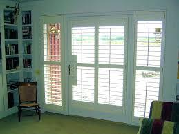 plantation door shutters patio door shutters plantation for doors bypass cost plantation shutters for sliding doors