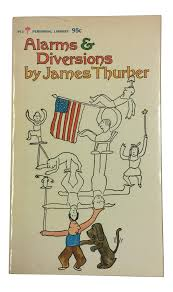 alarms diversions by james thurber chairish image of alarms diversions by james thurber 1964
