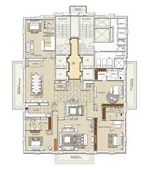 floor plan furniture layout. 42nd Floor Furniture Layout Of THE 42 Plan A