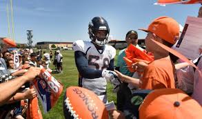 Prime Time Sports Talk Denver Broncos Initial Depth Chart