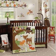 Baby Bedding - Crib Bedding Sets, Sheets, Blankets & more - Bed ... & image of Lambs & Ivy® Woodland Tales Crib Bedding Collection Adamdwight.com