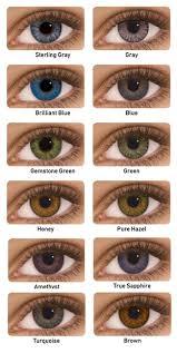 V Eye P Contact Lense Color Chart V Eye P Eye Care Eye