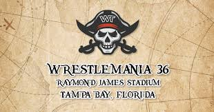 Wrestlemania 36 Seating Chart Wrestlemania 36 Travel Package Tampa Florida 2020