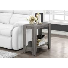 contemporary rectangular accent table