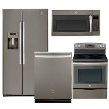 ge slate refrigerator. GE-Slate-Electric-Kitchen-Package-rcwilley-image1~400 Ge Slate Refrigerator