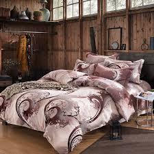 upscale luxury king size bedding sets