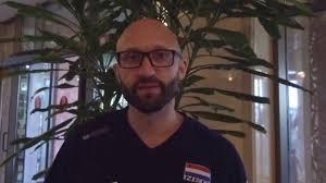 Dutch Coach Jamie Morrison | EUROVOLLEY AZERBAIJAN AND GEORGIA 2017 -  YouTube