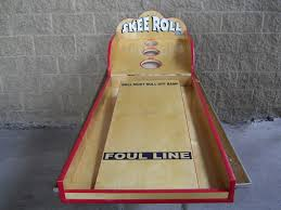 Wooden Carnival Games Carnival Games for Rent Skee Ball 8