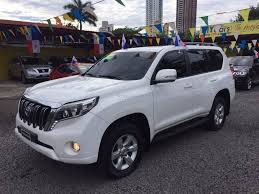 Used Car   Toyota Prado Panama 2015   TOYOTA PRADO 2015 TURBO ...