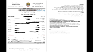 UAE Tourist Visa validity and how many days I'm allowed to stay? - Travel  Stack Exchange
