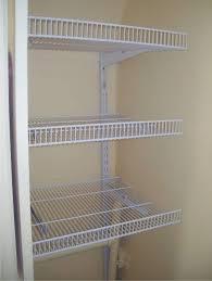 Closetmaid Shelf Brackets Closetmaid Wood Shelving Lowes Closet