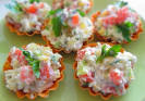 Салат с малосольной сёмгой рецепт с фото