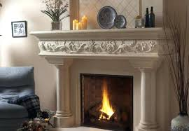non combustible fireplace mantel ideas about best shelf
