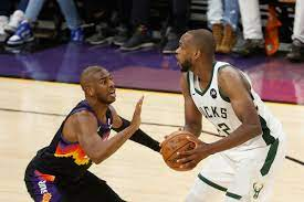 Suns vs. Bucks Game 2 final score ...
