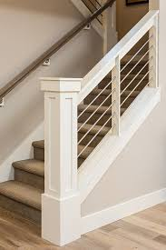 Ideas for Stair Railings Designing Home