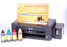 Epson L220 Ciss All In One Printer Cissmarket