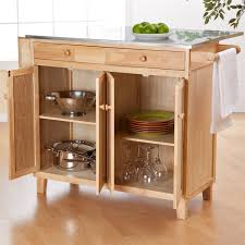 Portable Kitchen Cabinet Movable Cabinets Kitchen Bar Cabinet