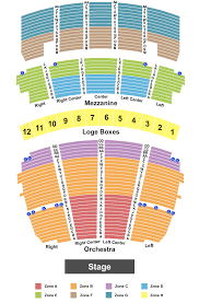Saint Louis Seating Chart Stifel Theatre Seating Chart St Louis