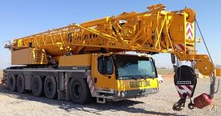 265 Ton Liebherr Crane Load Chart Sold Ltm 1220 5 2 Crane For In Houston Texas On Cranenetwork Com