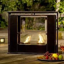 Southern Enterprises Loft Portable Gel Fireplace ReviewPortable Indoor Fireplace